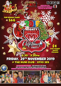 Mighty Marvel (PRIMARY SCHOOL) Christmas Party 2019