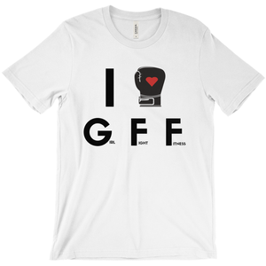 I Love GFF T-Shirt