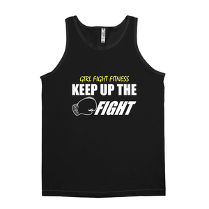 Keep Up the Fight Tank Top