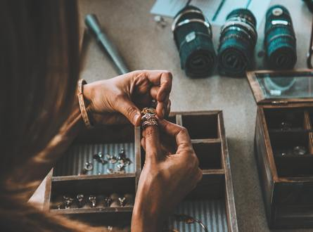Stuck At Home? Here's How to Clean Your Jewelry With An Expert's Touch