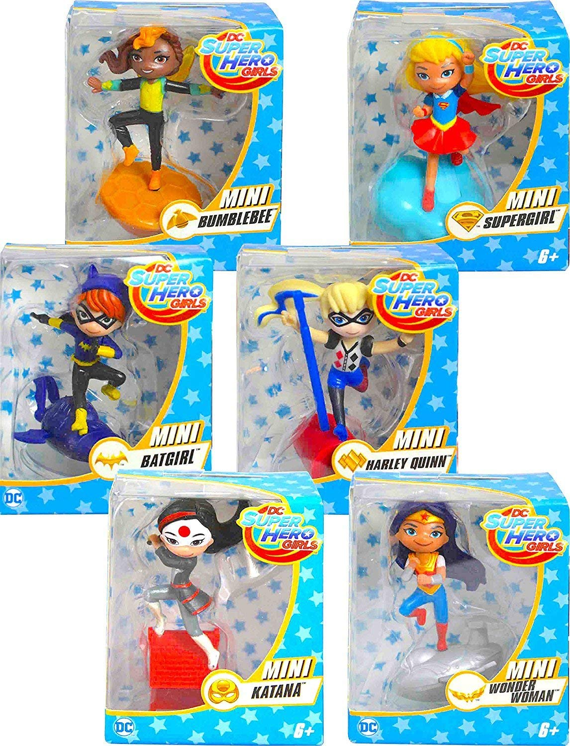 DC Comics DC Super Hero Girls Ultimate Collection 6 Action Figure by DC Comics