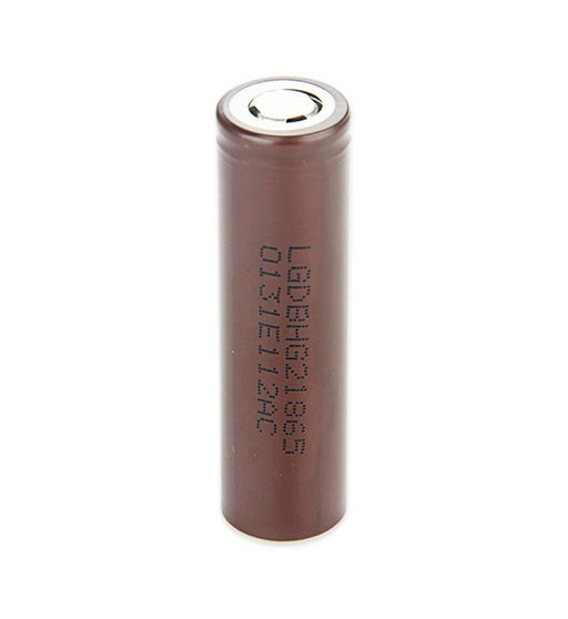 LG HG2 - 3000Mah 18650 Battery (Brown) - My Vape Store