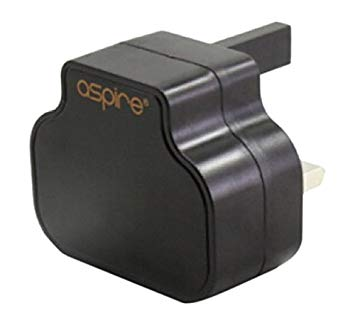 Aspire A/C Adaptor - UK Plug - My Vape Store
