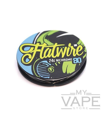 Flatwire UK - Nichrome Flat Wire - My Vape Store