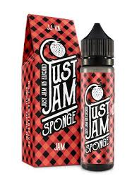 Just Jam - Orignal Sponge 50ml Shortfill - 0mg