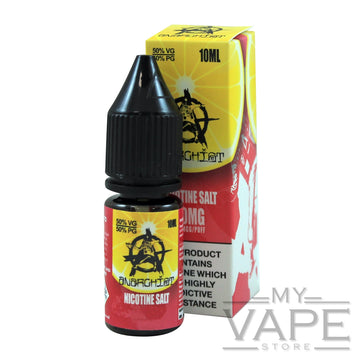 Anarchist - Pink - Nic Salt - 10ml - My Vape Store