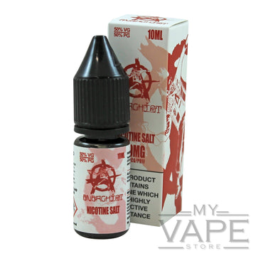 Anarchist - White - Nic Salts - 10ml - My Vape Store