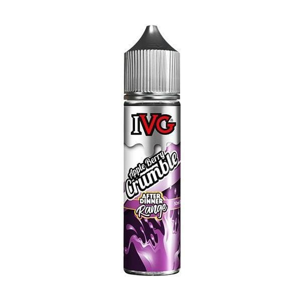I VG Desserts - Apple Berry Crumble - 50ml Shortfill - 0mg - My Vape Store UK