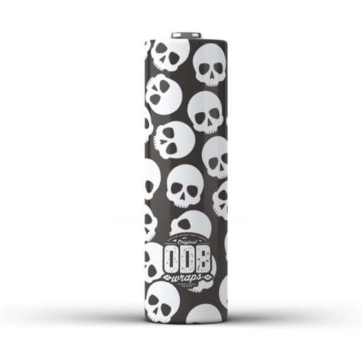 ODB Wraps - Skullz x 4 Pack