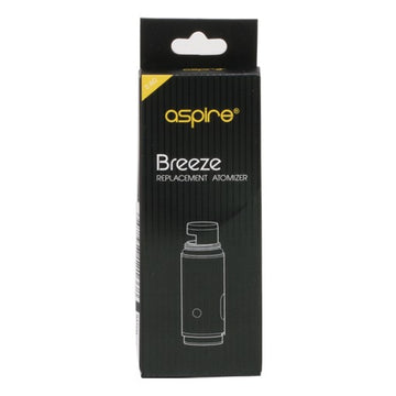 Aspire - Breeze - Coils - My Vape Store