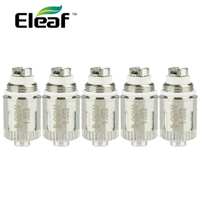 Eleaf - GS - Atomiser - My Vape Store UK
