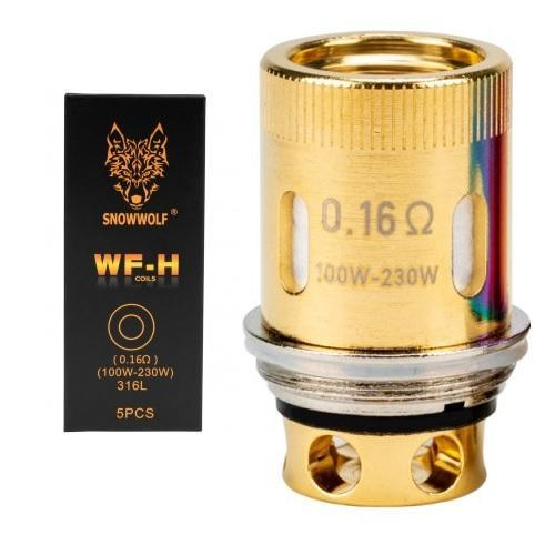 Snow Wolf - VFENG - Coils - My Vape Store UK