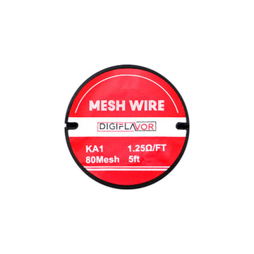 Digilfavor - Mesh Wire (5ft Reel) - My Vape Store
