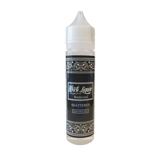 Wick Liquor - Boulevard - Shattered - 50ML Shortfill