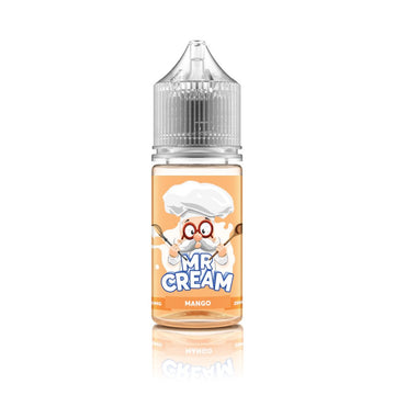 Little Mr Cream - Mango - 25ml shortfill - 0mg - My Vape Store