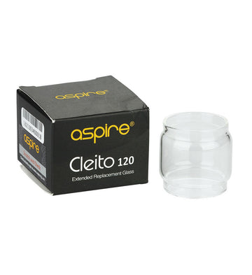 Aspire Cleito 120 5ml Glass (Bubble) - My Vape Store
