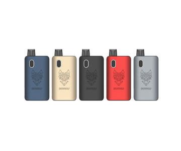 Snow Wolf - A-Feng - Kit - My Vape Store