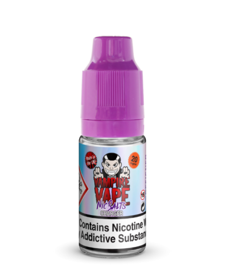 Vampire Vape - Charger - Nic Salt - 10ml - My Vape Store