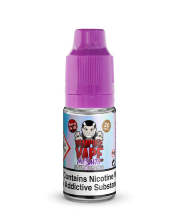 Vampire Vape - Sweet Tobacco - Nic Salt - 10ml - My Vape Store