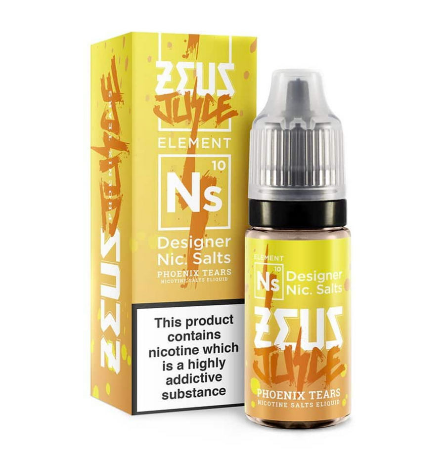 Zeus Juice - Phoenix Tears - Nic Salt - 10ml - My Vape Store