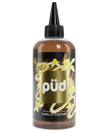 PUD - Pudding & Decadence - Vanilla Custard - 0mg - 200ml - My Vape Store