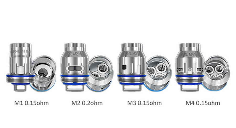 Freemax - M-Series - Coil - My Vape Store
