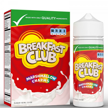 Breakfast Club - Marshmellow Charms - 100ml - My Vape Store