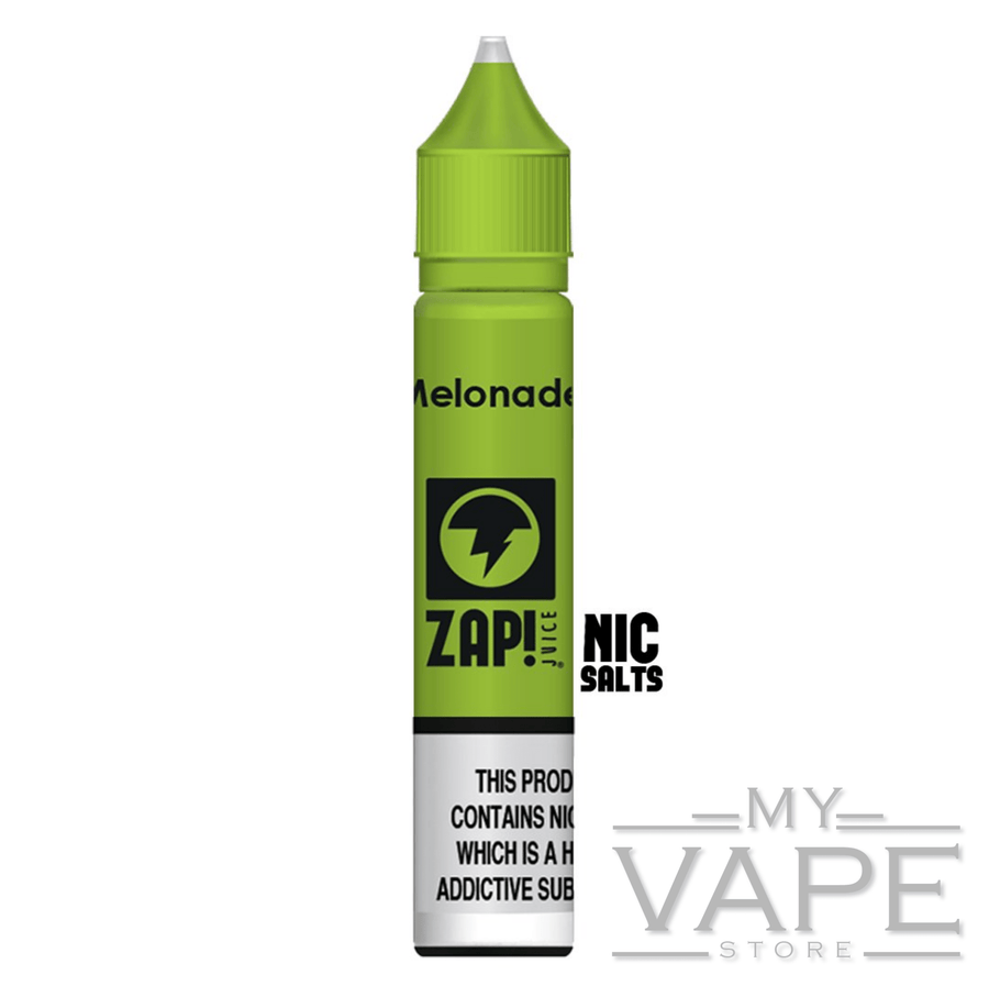 Zap Juice - Melonade - Nic Salt - 10ml - My Vape Store