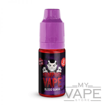 Vampire Vape - Blood Sukka - 10ml - My Vape Store