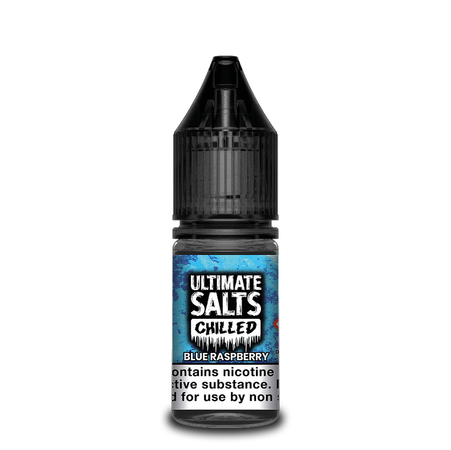 Ultimate Salts Chilled - Blue Raspberry - 10ml - My Vape Store