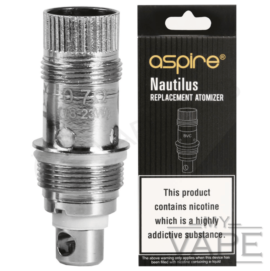 Aspire - Nautilus - Replacement Coils