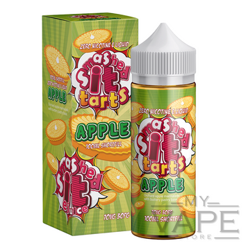 Smashed It! - Tart - Apple - 100ml shortfill - 0mg - My Vape Store