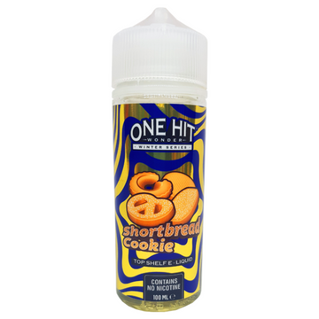 One Hit Wonder - Winter Series - Shortbread Cookie - 100ml - 0mg - My Vape Store