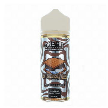 One Hit Wonder - Winter Series - Smores - 100ml - 0mg - My Vape Store