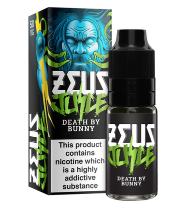 Zeus Juice - Death By Bunny - 10ml - 6mg - My Vape Store