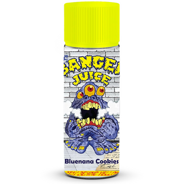 Banger Juice - Bluenana Cookie - 100ml - 0mg - My Vape Store