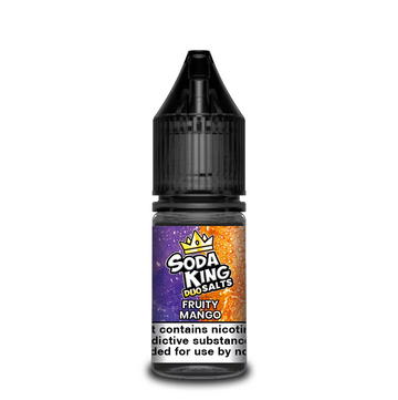 Soda King Duo - Fruity Mango - Nic Salt - 10ml - My Vape Store