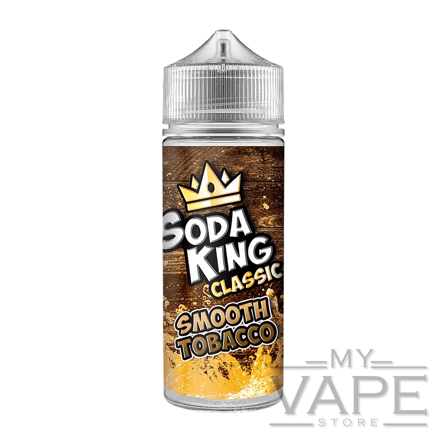 Soda King - Smooth Tobacco - 100ml - 0mg - My Vape Store