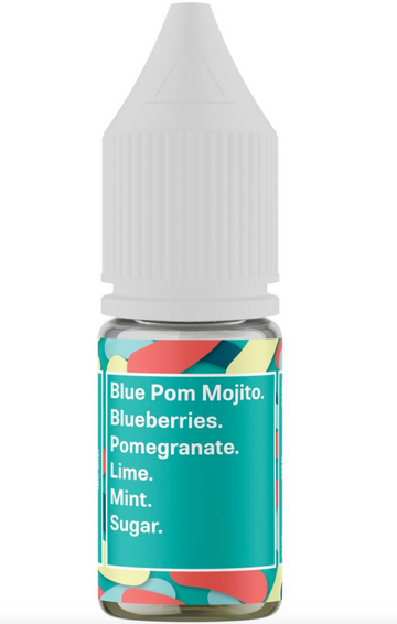 Supergood - Blue Pom Mojito - Nic Salt - 10ml - My Vape Store