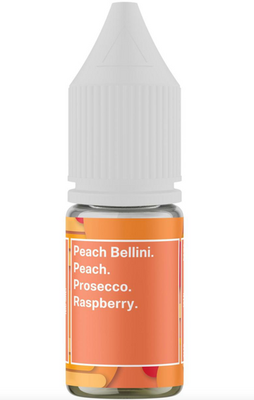 Supergood - Peach Bellini - Nic Salt - 10ml - My Vape Store