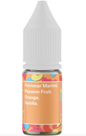 Supergood - Pornstar Martini - Nic Salt - 10ml - My Vape Store