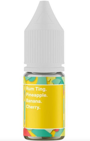 Supergood - Rum Ting - Nic Salt - 10ml - My Vape Store