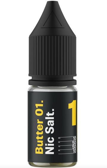 Supergood - Butter 01 - Nic Salt - 10ml - My Vape Store