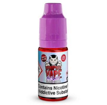Vampire Vape - Blood Sukka - Nic Salt - 10ml - My Vape Store