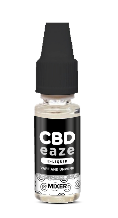 CBDeaze - Mixer/Plain 300mg - 10ml - My Vape Store UK