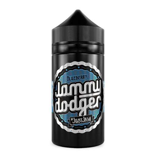 Just Jam - Biscuit (Dodger) Blueberry 80ml Shortfill - 0mg - My Vape Store