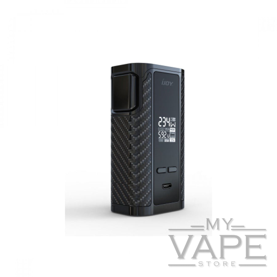 iJoy - Captain PD270 234W Dual 20700 Box Mod - My Vape Store