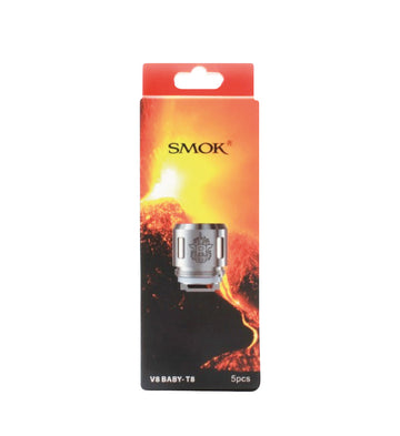 Smok V8 Baby-T8 Replacement Coils - My Vape Store
