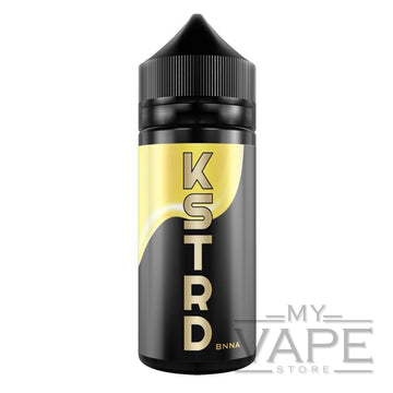 KSTRD - BNNA - 100ml Shortfill - 0mg - My Vape Store