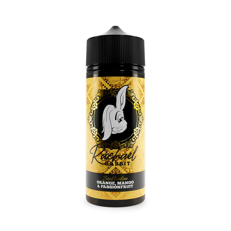 Rachael Rabbit - Orange, Mango And Passionfruit - 100ml - 0mg - My Vape Store UK